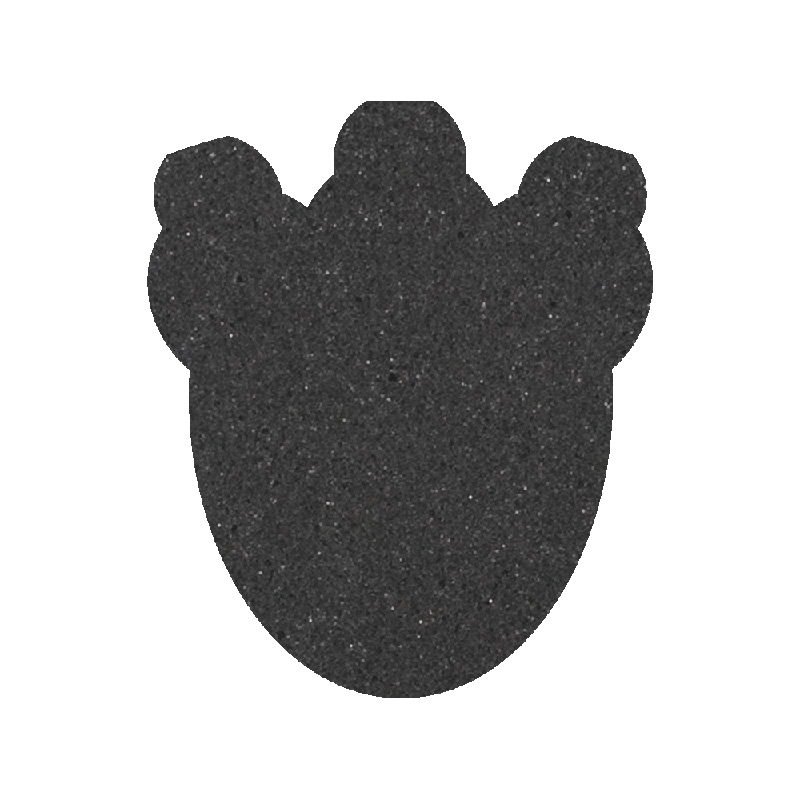 "Foam Mitt, Three Talon Bird Claw (14"")"