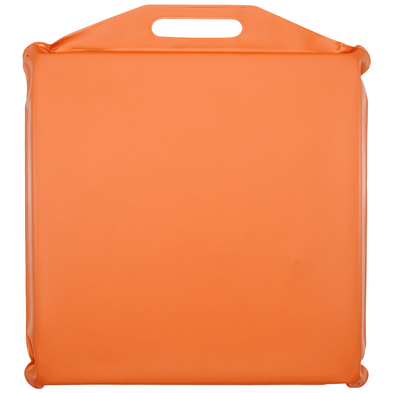 "Square Vinyl Stadium Seat Cushion (14"" x 14""x 2 1/2"")"