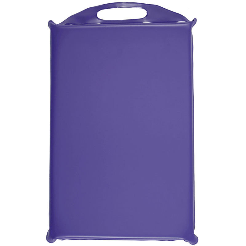 "Rectangle Vinyl Stadium Seat Cushion (10""x15""x1 1/2"")"