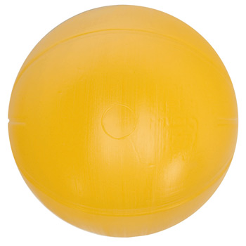 "Basketball Plastic Sport Ball (3 3/4"")"