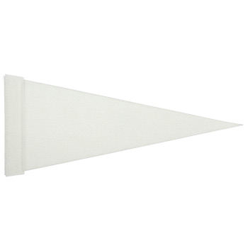 "Felt Strip Pennant (5""x12"") Four Color Process Imprint"