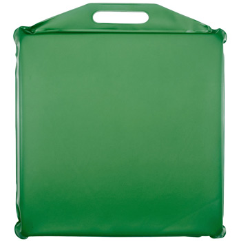 "Square Vinyl Stadium Seat Cushion (12""x12""x2"")"