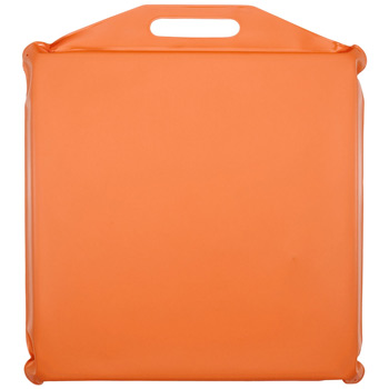 "Square Vinyl Stadium Seat Cushion (14""x14""x1 1/4"")"