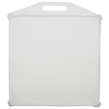 "Square Vinyl Stadium Seat Cushion (14"" x 14""x 1 1/4"")"
